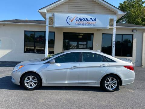 2013 Hyundai Sonata for sale at Carolina Auto Credit in Youngsville NC
