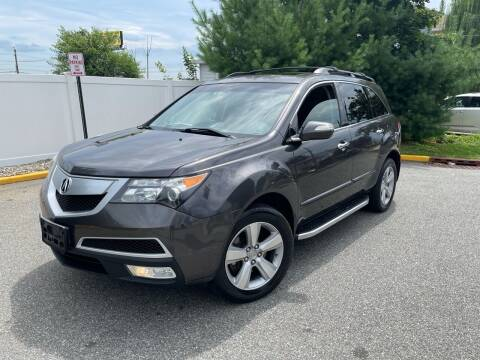 2010 Acura MDX for sale at Giordano Auto Sales in Hasbrouck Heights NJ