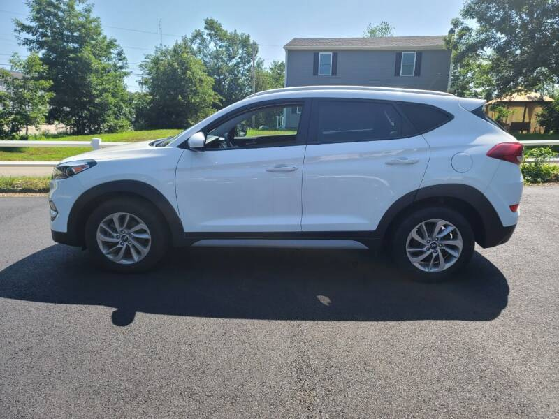 2017 Hyundai Tucson for sale at Route 107 Auto Sales LLC in Seabrook NH