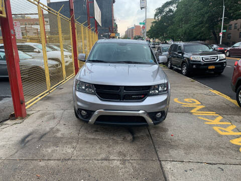 2016 Dodge Journey for sale at Raceway Motors Inc in Brooklyn NY