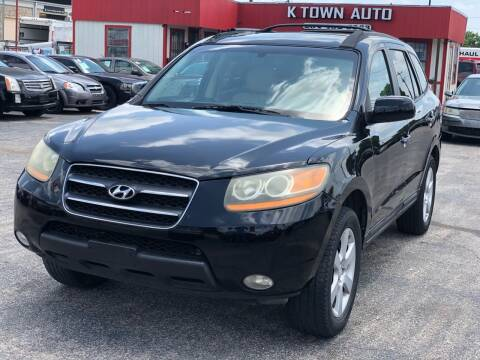2009 Hyundai Santa Fe for sale at K Town Auto in Killeen TX