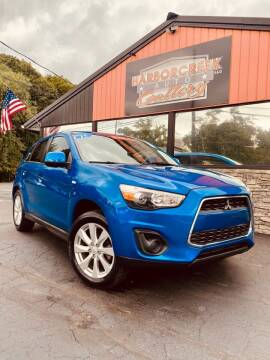 2015 Mitsubishi Outlander Sport for sale at Harborcreek Auto Gallery in Harborcreek PA