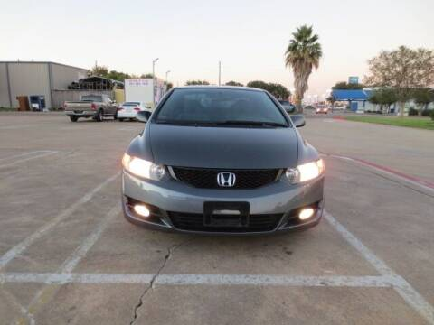 2010 Honda Civic for sale at MOTORS OF TEXAS in Houston TX
