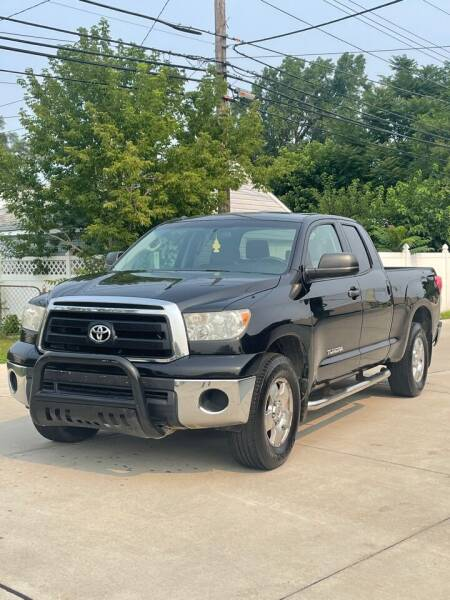 2010 Toyota Tundra for sale at Suburban Auto Sales LLC in Madison Heights MI