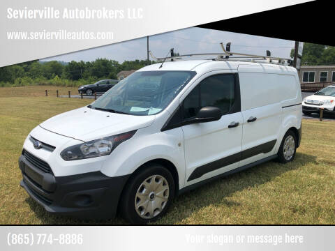 2017 Ford Transit Connect Cargo for sale at Sevierville Autobrokers LLC in Sevierville TN