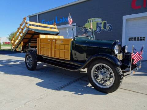 1928 Ford AA Truck for sale at Great Lakes Classic Cars in Hilton NY