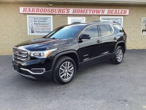 2017 GMC Acadia for sale at Auto Martt, LLC in Harrodsburg KY