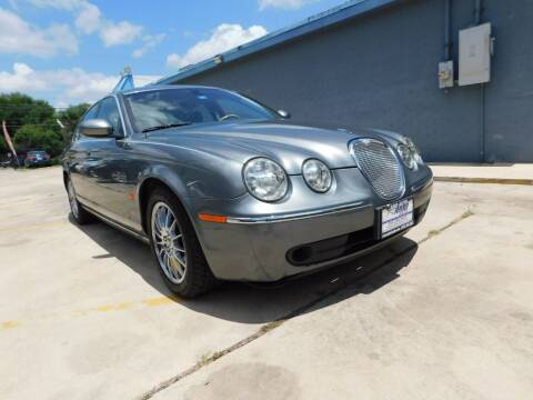 2006 Jaguar S-Type for sale at AMD AUTO in San Antonio TX