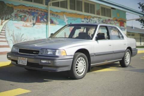 1987 Acura Legend for sale at Sports Plus Motor Group LLC in Sunnyvale CA