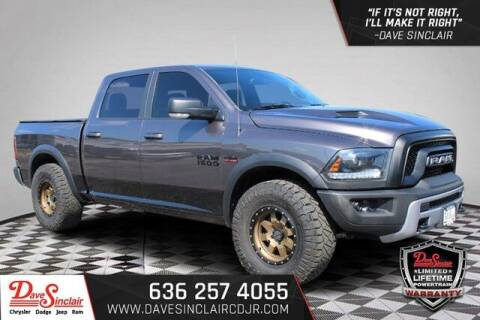 2015 RAM Ram Pickup 1500 for sale at Dave Sinclair Chrysler Dodge Jeep Ram in Pacific MO