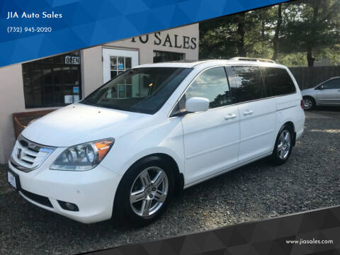 2008 Honda Odyssey for sale at JIA Auto Sales in Port Monmouth NJ