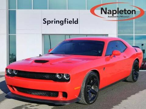 2018 Dodge Challenger for sale at Napleton Autowerks in Springfield MO