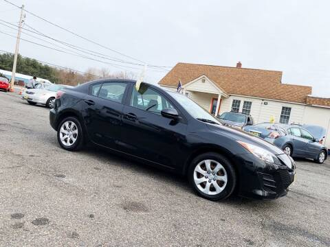 2010 Mazda MAZDA3 for sale at New Wave Auto of Vineland in Vineland NJ