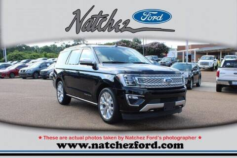 2018 Ford Expedition for sale at Auto Group South - Natchez Ford Lincoln in Natchez MS