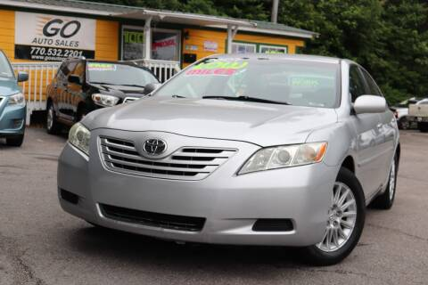 2007 Toyota Camry for sale at Go Auto Sales in Gainesville GA