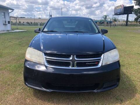 2013 Dodge Avenger for sale at AM Auto Sales in Orlando FL