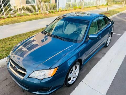 2009 Subaru Legacy for sale at LA Motors Miami in Miami FL