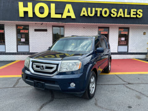 2010 Honda Pilot for sale at HOLA AUTO SALES CHAMBLEE- BUY HERE PAY HERE - in Atlanta GA