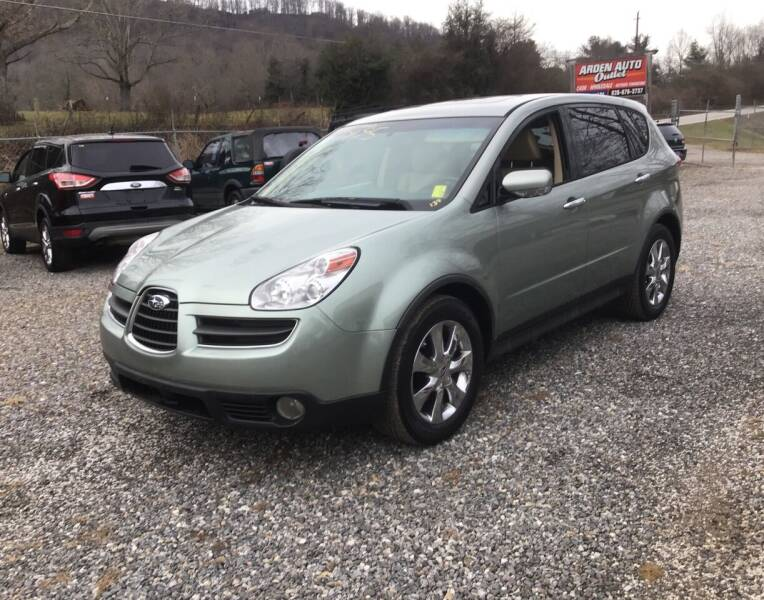 2007 Subaru B9 Tribeca for sale at Arden Auto Outlet in Arden NC