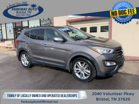 2013 Hyundai Santa Fe Sport for sale at PARKWAY AUTO SALES OF BRISTOL in Bristol TN