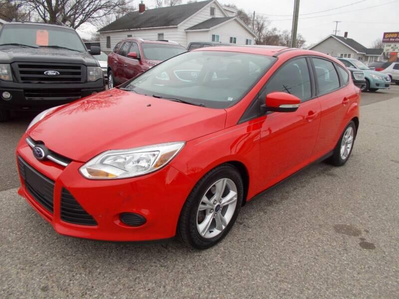 2014 Ford Focus for sale at Jenison Auto Sales in Jenison MI