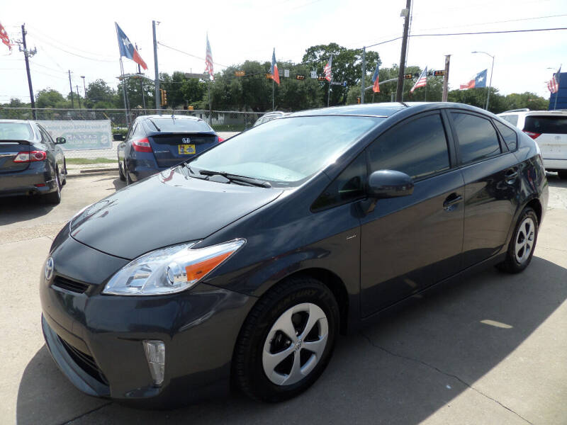 2012 Toyota Prius for sale at West End Motors Inc in Houston TX