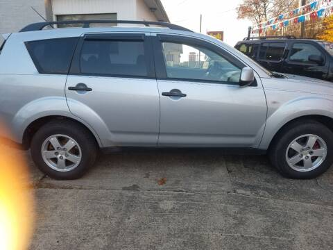 2007 Mitsubishi Outlander for sale at Action Auto Sales in Parkersburg WV