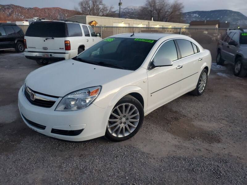 2007 Saturn Aura for sale at Canyon View Auto Sales in Cedar City UT