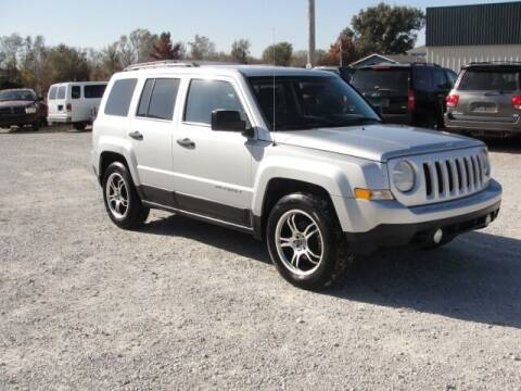 2014 Jeep Patriot for sale at Frieling Auto Sales in Manhattan KS
