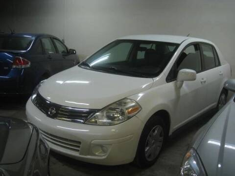 2011 Nissan Versa for sale at ELITE AUTOMOTIVE in Euclid OH