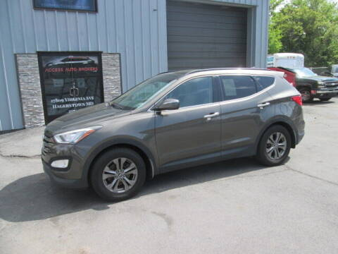2014 Hyundai Santa Fe Sport for sale at Access Auto Brokers in Hagerstown MD