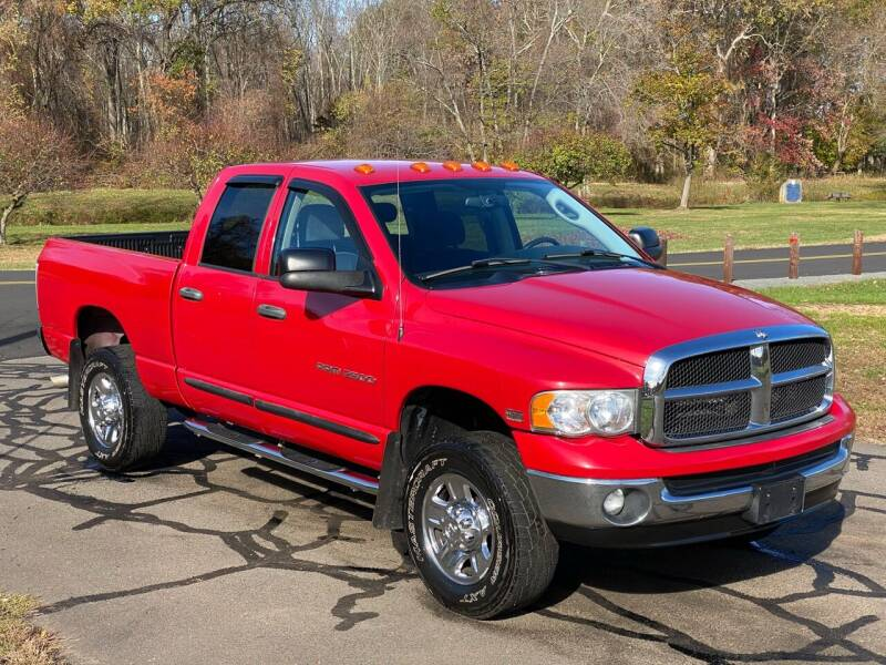 2005 Dodge Ram Pickup 2500 for sale at Choice Motor Car in Plainville CT