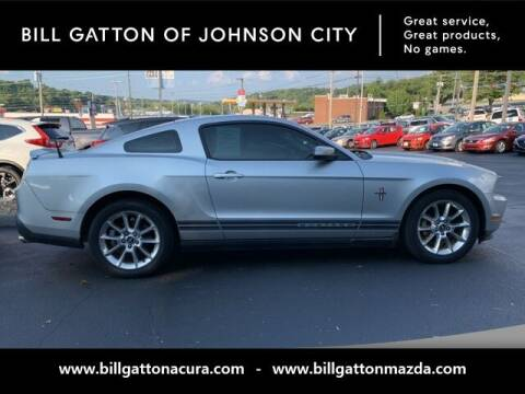 2010 Ford Mustang for sale at Bill Gatton Used Cars - BILL GATTON ACURA MAZDA in Johnson City TN