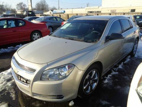 2010 Chevrolet Malibu for sale at Honest Abe Auto Sales 1 in Indianapolis IN
