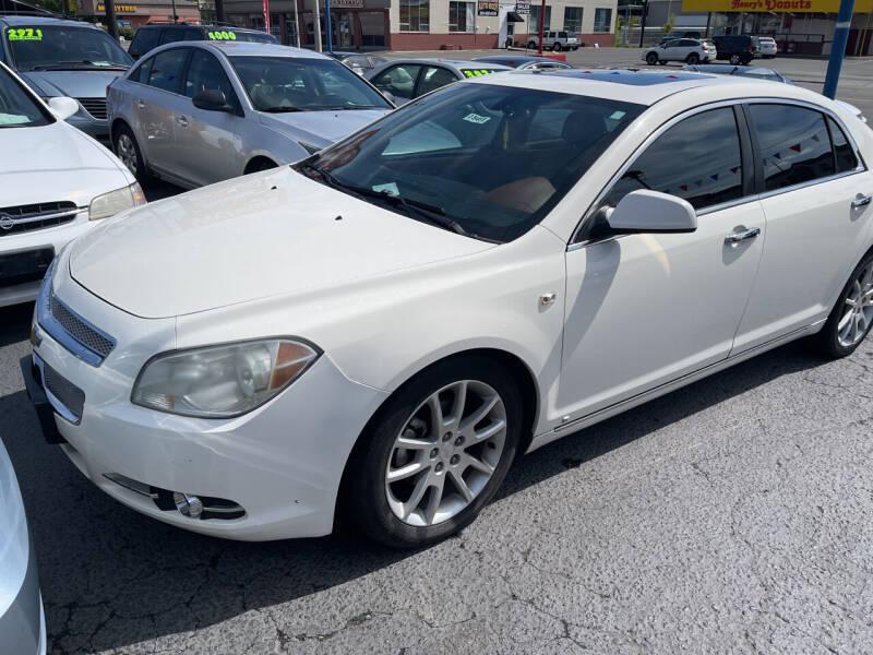 2008 Chevrolet Malibu for sale at American Dream Motors in Everett WA