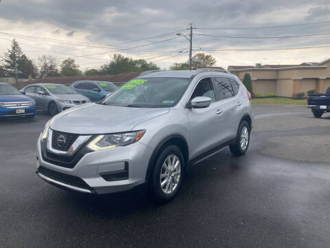 2019 Nissan Rogue for sale at Majestic Automotive Group in Cinnaminson NJ