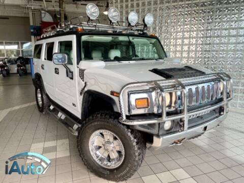2003 HUMMER H2 for sale at iAuto in Cincinnati OH