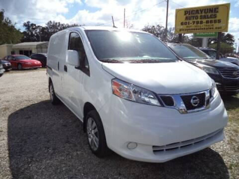 2020 Nissan NV200 for sale at PICAYUNE AUTO SALES in Picayune MS