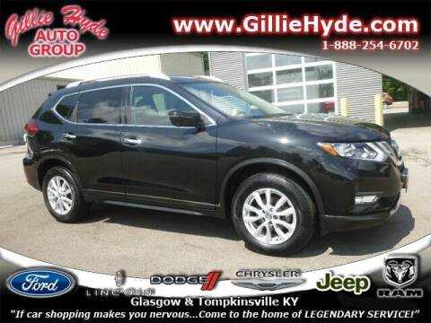 2017 Nissan Rogue for sale at Gillie Hyde Auto Group in Glasgow KY