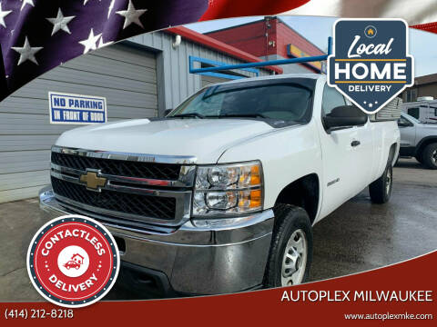 2011 Chevrolet Silverado 2500HD for sale at Autoplex 2 in Milwaukee WI
