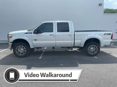 2012 Ford F-250 Super Duty for sale at GREENWISE MOTORS in Melbourne FL