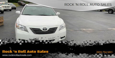 2007 Toyota Camry for sale at Rock 'n Roll Auto Sales in West Columbia SC