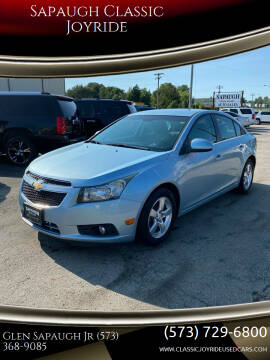 2011 Chevrolet Cruze for sale at Sapaugh Classic Joyride in Salem MO
