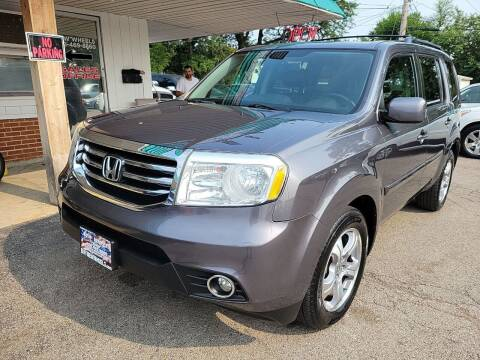 2014 Honda Pilot for sale at New Wheels in Glendale Heights IL