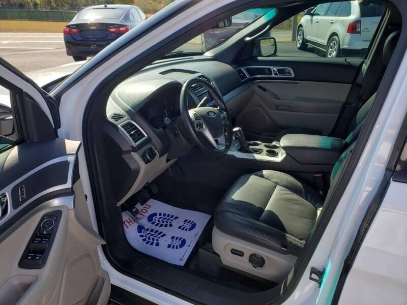 2014 Ford Explorer XLT 4dr SUV - Greenwood AR