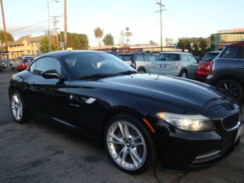 2009 BMW Z4 for sale at Auto Boomer Inc. in Sherman Oaks CA