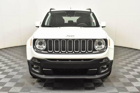 2018 Jeep Renegade for sale at Southern Auto Solutions-Jim Ellis Hyundai in Marietta GA