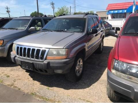 1999 Jeep Grand Cherokee for sale at Jerry Allen Motor Co in Beaumont TX