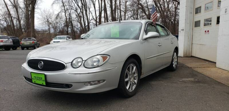 2005 Buick LaCrosse for sale at Pikeside Automotive in Westfield MA
