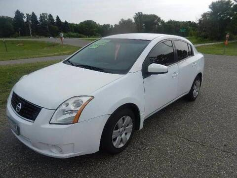 2008 Nissan Sentra for sale at Dales Auto Sales in Hutchinson MN
